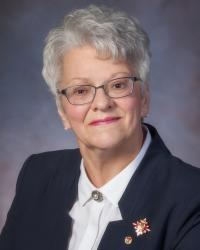 An image of Honourable Antoinette Perry, Lieutenant Governor of PEI
