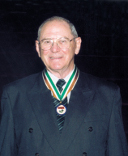 Dr. Hubert O'Hanley, Member of the Order of Prince Edward Island