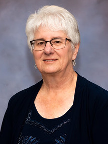 An image of Jeannette Arsenault, 2019 recipient of the Medal of Merit