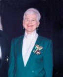 Marie Burge, Member of the Order of Prince Edward Island