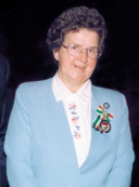 Sister Mary Deighan, Member of the Order of Prince Edward Island