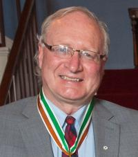 Honourable H. Wade MacLauchlan, Member of the Order of Prince Edward Island