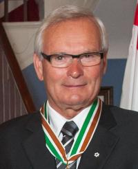 H. Wayne Hambly, Member of the Order of Prince Edward Island